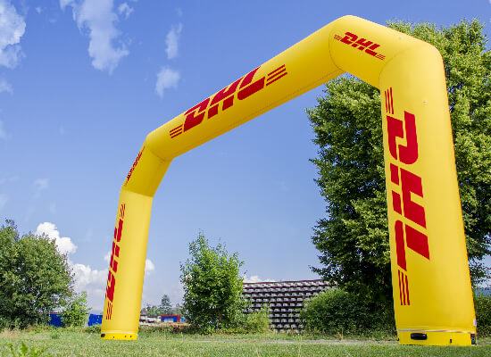 ARE-angled DHL