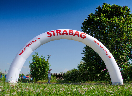 Arch rounded- Strabag