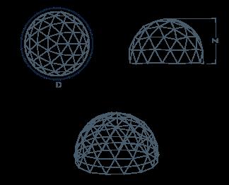 igloo dimension tentify